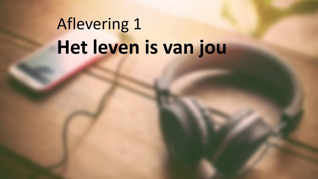 Lifestory Podcast - Het leven is van jou | ESSA Research - Sheila Adjiembaks