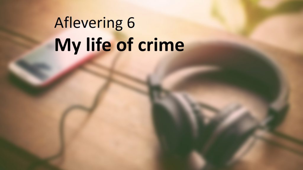 Lifestory Podcast-My life of crime-Essaresearch Sheila Adjiembaks
